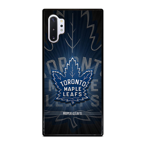 TORONTO MAPLE LEAFS 2 Samsung Galaxy Note 10 Plus Case Cover