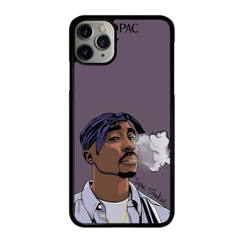 TUPAC 2PAC SHAKUR iPhone 11 Pro Max Case Cover