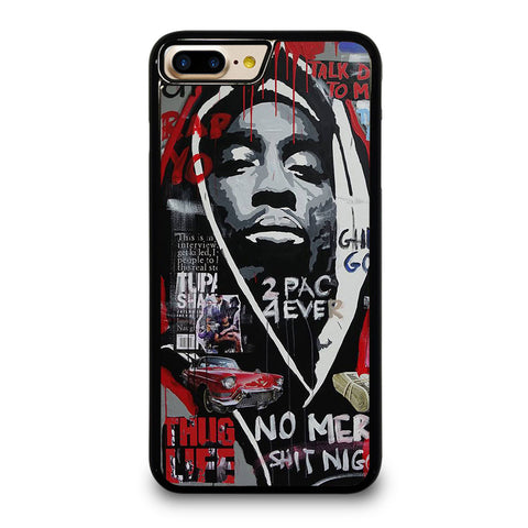 TUPAC 2PAC RAPPER 2 iPhone 7 / 8 Plus Case Cover