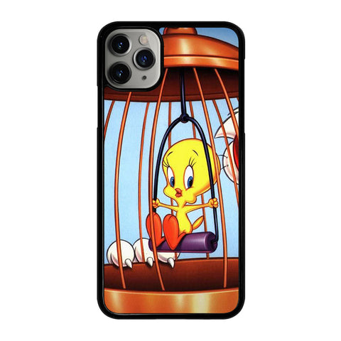 TWEETY BIRD CAGE iPhone 11 Pro Max Case Cover