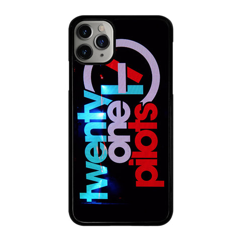 TWENTY ONE PILOTS ALIVE SHOW iPhone 11 Pro Max Case Cover
