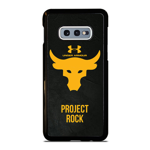 UNDER ARMOUR PROJECT ROCK Samsung Galaxy S10e Case Cover