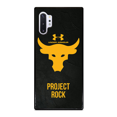 UNDER ARMOUR PROJECT ROCK Samsung Galaxy Note 10 Plus Case Cover