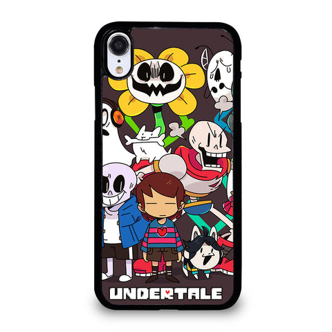 UNDERTALE iPhone XR Case Cover