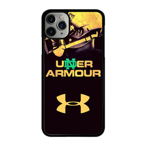 UNDER ARMOUR NOTRE DAME iPhone 11 Pro Max Case Cover