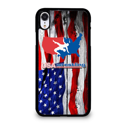 USA WRESTLING iPhone XR Case Cover