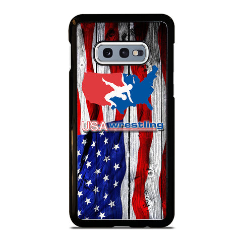 USA WRESTLING Samsung Galaxy S10e Case Cover
