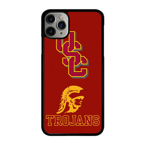 USC TROJANS 3 iPhone 11 Pro Max Case Cover