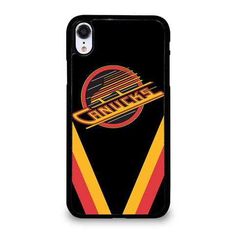 VANCOUVER CANUCKS 1 iPhone XR Case Cover