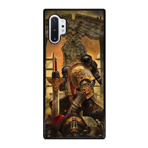 WARHAMMER BLACK TEMPLAR 1 Samsung Galaxy Note 10 Plus Case Cover