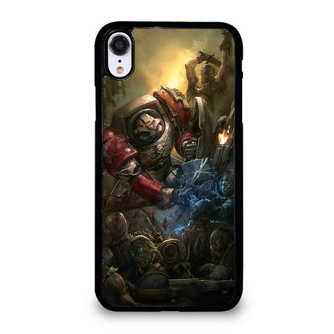 WARHAMMER BLACK TEMPLAR 2 iPhone XR Case Cover