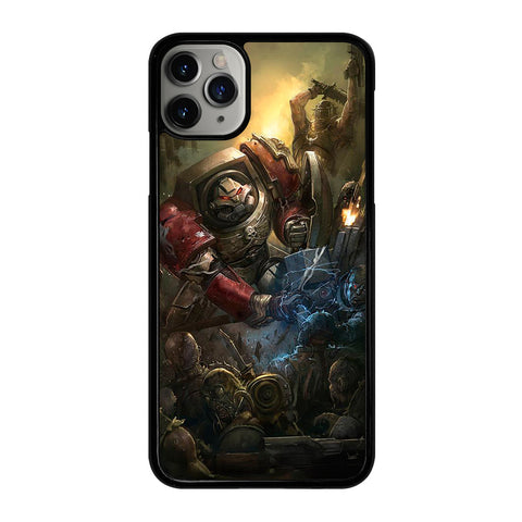 WARHAMMER BLACK TEMPLAR 2 iPhone 11 Pro Max Case Cover