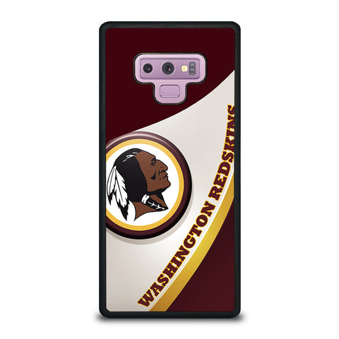 WASHINGTON REDSKINS 1 Samsung Galaxy Note 9 Case Cover