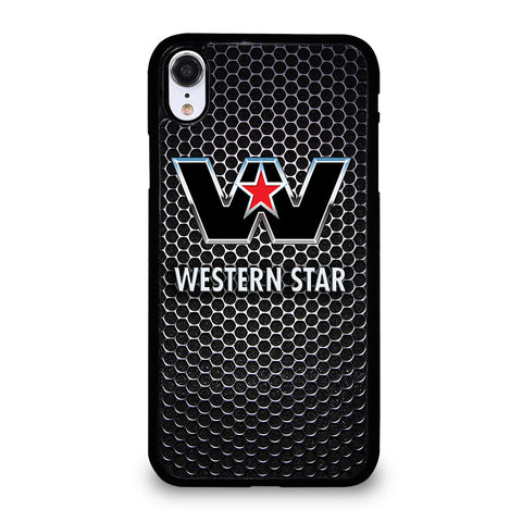 WESTERN STAR 1 iPhone XR Case Cover