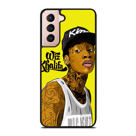 WIZ KHALIFA 1 Samsung Galaxy S21 Case Cover