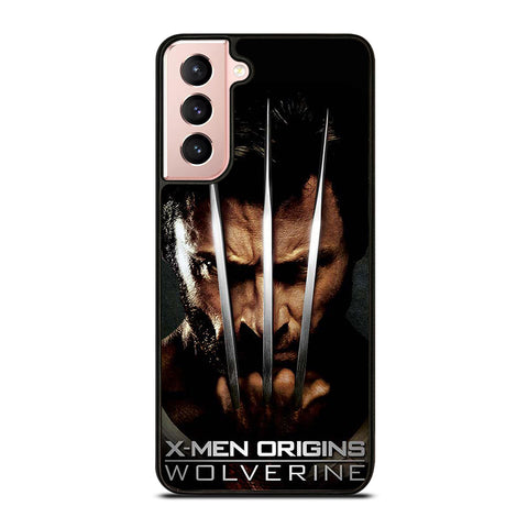 WOLVERINE LOGAN Samsung Galaxy S21 Case Cover