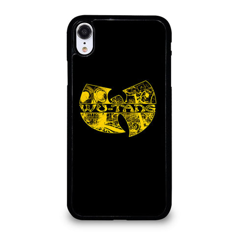 WU TANG CLAN TATTOO iPhone XR Case Cover