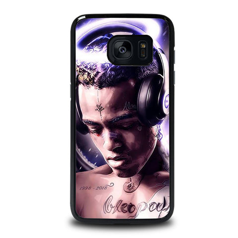 XXXTENTACION RAPPER ART Samsung Galaxy S7 Edge Case Cover