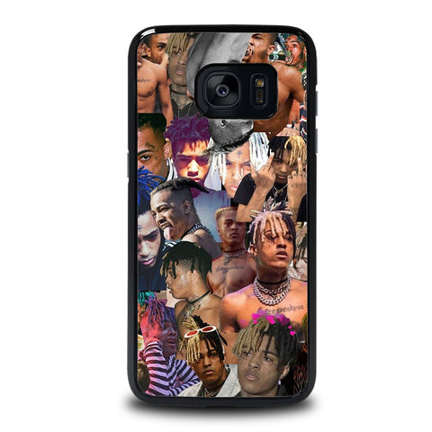 XXXTENTACION RAPPER COLLAGE Samsung Galaxy S7 Edge Case Cover