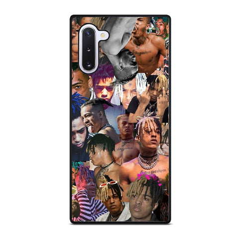 XXXTENTACION RAPPER COLLAGE Samsung Galaxy Note 10 Case Cover