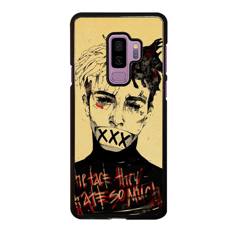 XXXTENTACION RAPPER FACE Samsung Galaxy S9 Plus Case Cover