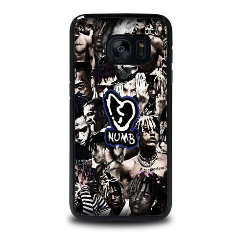 XXXTENTACION RAPPER NUMB Samsung Galaxy S7 Edge Case Cover