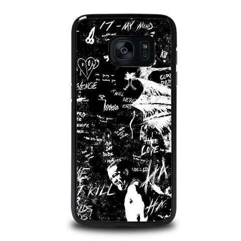 XXXTENTACION RAPPER QUOTE Samsung Galaxy S7 Edge Case Cover