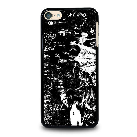 XXXTENTACION RAPPER QUOTE iPod Touch 6 Case Cover