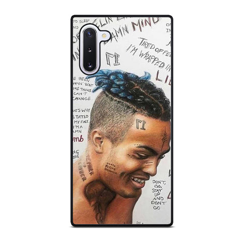 XXXTENTACION RAPPER Samsung Galaxy Note 10 Case Cover
