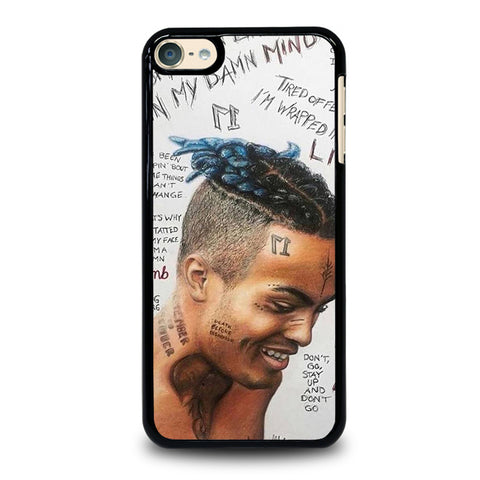 XXXTENTACION RAPPER iPod Touch 6 Case Cover