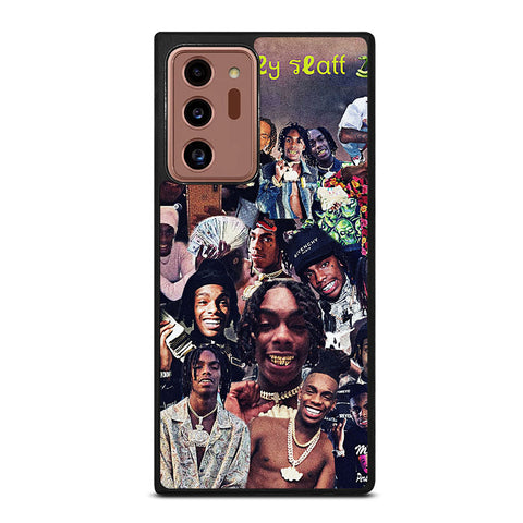 YNW MELLY COLLAGE Samsung Galaxy Note 20 Ultra Case Cover
