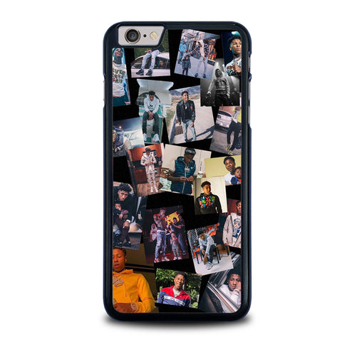 YOUNGBOY NBA COLLAGE iPhone 6 / 6S Plus Case Cover