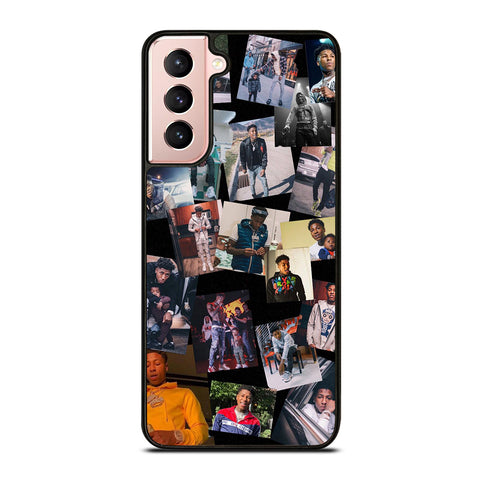 YOUNGBOY NBA COLLAGE Samsung Galaxy S21 Case Cover