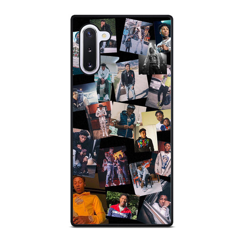 YOUNGBOY NBA COLLAGE Samsung Galaxy Note 10 Case Cover