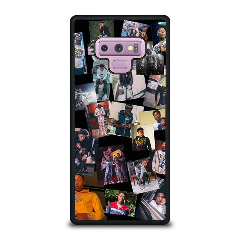 YOUNGBOY NBA COLLAGE Samsung Galaxy Note 9 Case Cover
