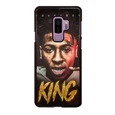 YOUNGBOY NBA KING RAPPER Samsung Galaxy S9 Plus Case Cover