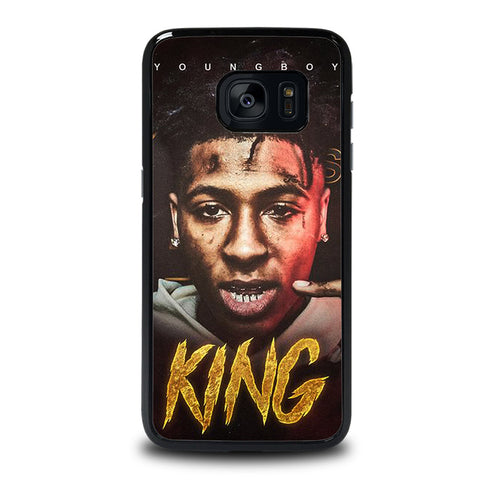 YOUNGBOY NBA KING RAPPER Samsung Galaxy S7 Edge Case Cover