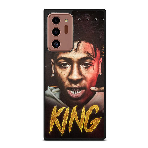 YOUNGBOY NBA KING RAPPER Samsung Galaxy Note 20 Ultra Case Cover