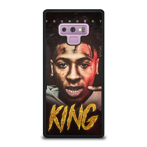 YOUNGBOY NBA KING RAPPER Samsung Galaxy Note 9 Case Cover