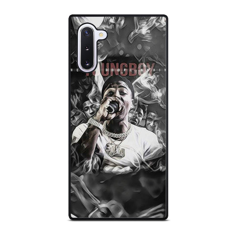 YOUNGBOY NBA RAPPER LIL TOP Samsung Galaxy Note 10 Case Cover