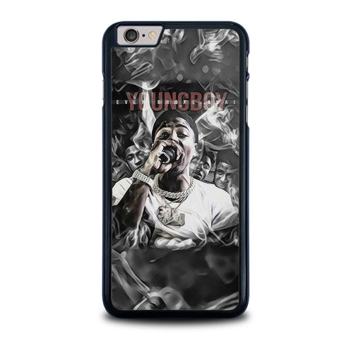 YOUNGBOY NBA RAPPER LIL TOP iPhone 6 / 6S Plus Case Cover