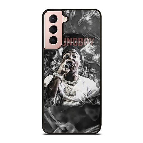 YOUNGBOY NBA RAPPER LIL TOP Samsung Galaxy S21 Case Cover