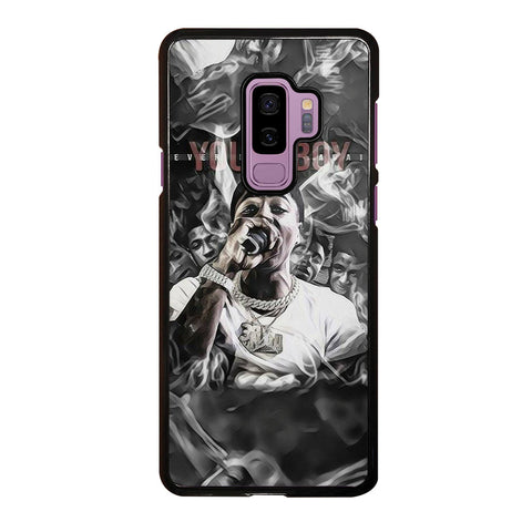 YOUNGBOY NBA RAPPER LIL TOP Samsung Galaxy S9 Plus Case Cover