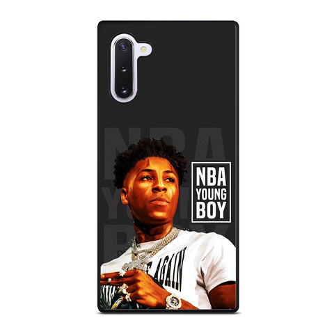 YOUNGBOY NBA RAPPER Samsung Galaxy Note 10 Case Cover