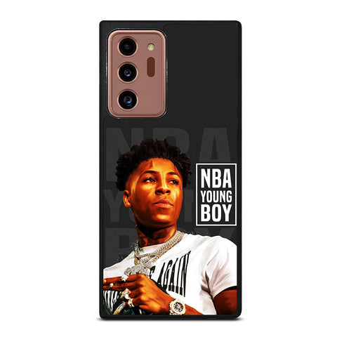 YOUNGBOY NBA RAPPER Samsung Galaxy Note 20 Ultra Case Cover