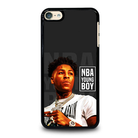YOUNGBOY NBA RAPPER iPod Touch 6 Case Cover
