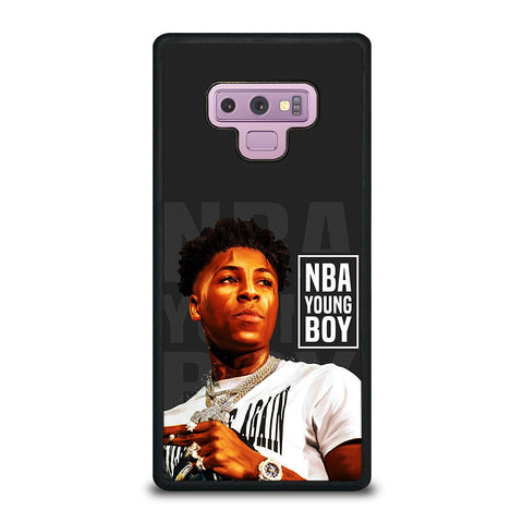 YOUNGBOY NBA RAPPER Samsung Galaxy Note 9 Case Cover