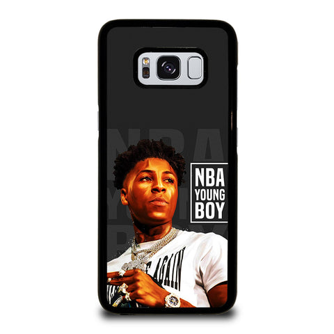 YOUNGBOY NBA RAPPER Samsung Galaxy S8 Plus Case Cover