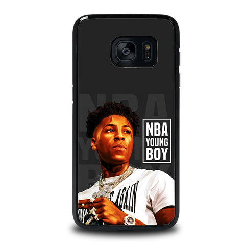 YOUNGBOY NBA RAPPER Samsung Galaxy S7 Edge Case Cover