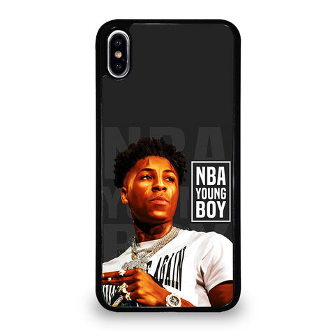 YOUNGBOY NBA RAPPER iPhone XS Max Case Cover